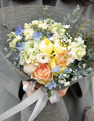 졸업식 스페셜 꽃다발