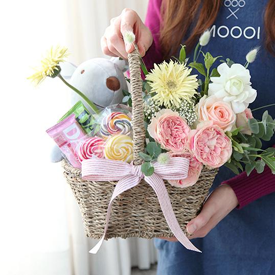 로맨틱 햄퍼 박스
